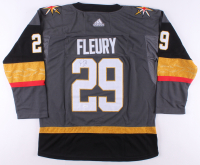 Marc-Andre Fleury Signed Vegas Golden Knights Jersey (JSA COA) at PristineAuction.com