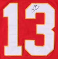 Johnny Gaudreau Signed Calgary Flames Jersey (JSA COA) at PristineAuction.com