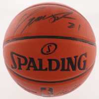 Dominique Wilkins Signed NBA Game Ball Series Basketball (Schwartz COA) at PristineAuction.com