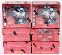 Lot of (6) 1999 Absolute Playoff Football Hobby Boxes at PristineAuction.com