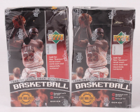 Lot of (2) 1998-99 Upper Deck Series One Basketball Card Boxes at PristineAuction.com