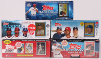 Lot of (5) Baseball Card Complete Sets With 2007 Topps, 2008 Topps , 2009 Topps, 2010 Topps & 2011 Topps at PristineAuction.com