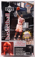 1997-98 Upper Deck Basketball Unopened Box with (36) Packs at PristineAuction.com