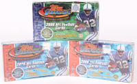 Lot of (3) 2000 Topps Finest Football Unopened Boxes with (12) Packs at PristineAuction.com