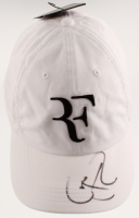 Roger Federer Signed Aerobill Adjustable Hat (JSA COA) at PristineAuction.com