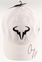 Rafael Nadal Signed Aerobill Adjustable Hat (JSA COA) at PristineAuction.com