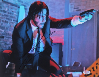 "Keanu Reeves Signed ""John Wick"" 11x14 Photo (PSA COA) at PristineAuction.com"