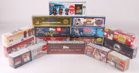 Lot of (16) Assorted Topps Baseball Factory Sets at PristineAuction.com