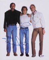 "Pete Townshend, Roger Daltrey & John Entwistle Signed ""The Who"" 10x12 Magzine Photo (PSA LOA) at PristineAuction.com"