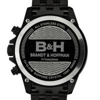 Brandt & Hoffman Pythagoras Men's Chronograph Watch at PristineAuction.com