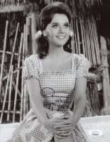 "Dawn Wells Signed ""Gilligan's Island"" 8x10 Photo Inscribed ""Mary Ann"" (JSA COA) at PristineAuction.com"