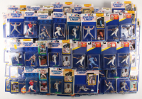 Lot of (160) Assorted Starting Lineup Figurines in Original Package With Ken Griffey Jr., Mike Mussina, Frank Viola at PristineAuction.com