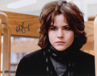 "Ally Sheedy Signed ""The Breakfast Club"" 11x14 Photo (Schwartz COA) at PristineAuction.com"