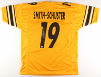 JuJu Smith-Schuster Signed Jersey (TSE COA) at PristineAuction.com