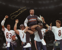 "Mike Ditka Signed Chicago Bears ""Super Bowl XX"" 8x10 Photo (Schwartz COA) at PristineAuction.com"