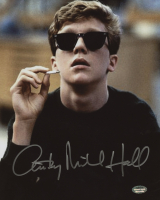 "Anthony Michael Hall Signed ""The Breakfast Club"" 8x10 Photo (Schwartz COA) at PristineAuction.com"