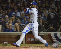 Jason Heyward Signed Chicago Cubs 8x10 Photo (Schwartz COA) at PristineAuction.com