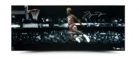 Michael Jordan Signed Chicago Bulls LE 12x30 Photo (UDA COA) at PristineAuction.com