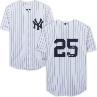 Gleyber Torres Signed New York Yankees Jersey (Fanatics Hologram) at PristineAuction.com
