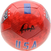 Alex Morgan Signed Team USA Soccer Ball (Fanatics Hologram) at PristineAuction.com