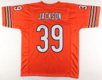 Eddie Jackson Signed Jersey (PSA Hologram) at PristineAuction.com