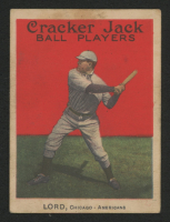 1914 Cracker Jack #48 Harry Lord at PristineAuction.com