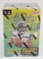 2018 Panini Absolute Football 8-Pack Blaster Box at PristineAuction.com