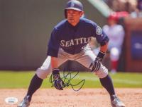 Ichiro Suzuki Signed Seattle Mariners 8x10 Photo (JSA COA) at PristineAuction.com