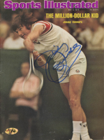 Jimmy Connors Signed 1975 Sports Illustrated Magazine (MAB Hologram) at PristineAuction.com