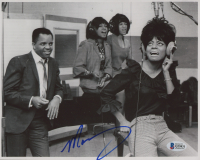 Mary Wilson Signed The Supremes 8x10 Photo (Beckett COA) at PristineAuction.com