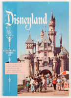 Original 1957 Disneyland Souvenir Guide Book at PristineAuction.com
