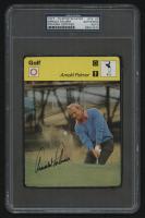 Arnold Palmer Signed 1977-79 Sportscaster Card (PSA Encapsulated) at PristineAuction.com