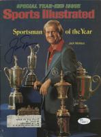 Jack Nicklaus Signed 1978 - 79 Sports Illustrated Magazine (JSA COA) at PristineAuction.com