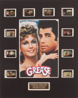 """Grease"" LE 8x10 Custom Matted Original Film / Movie Cell Display at PristineAuction.com"