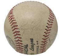 Yogi Berra & Roger Maris Signed Baseball (Beckett LOA) at PristineAuction.com