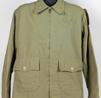 "Robert Redford Signed ""Spy Game"" Screen-Used Jacket Inscribed ""Wear at Will"" & ""Best"" (PSA LOA) at PristineAuction.com"