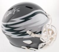 Randall Cunningham Signed Philadelphia Eagles Full-Size AMP Alternate Speed Helmet (Beckett COA) at PristineAuction.com