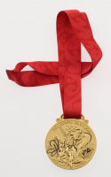 "Kerri Walsh Jennings Signed Beijing 2008 Olympic Games Gold Medal Inscribed ""USA"" (PSA Hologram) at PristineAuction.com"
