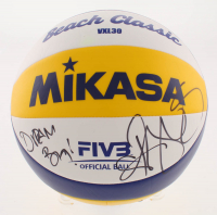 "Kerri Walsh Jennings Signed Mikasa Volleyball Inscribed ""Dream Big!"" (PSA COA) at PristineAuction.com"