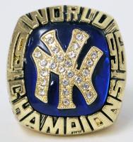 1996 New York Yankees World Series Championship Ring at PristineAuction.com