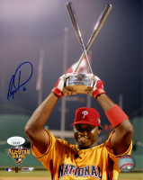 Ryan Howard Signed Home Run Derby 8x10 Photo (JSA COA) at PristineAuction.com