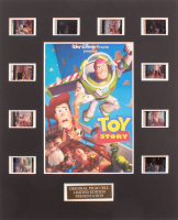 """""""Toy Story"""" LE 8x10 Custom Matted Original Film / Movie Cell Display at PristineAuction.com"""