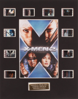 """X-Men 2"" LE 8x10 Custom Matted Original Film / Movie Cell Display at PristineAuction.com"