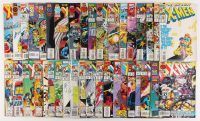 "Lot of (38) 1992-1999 ""The Uncanny X-Men"" 1st Series Marvel Comic Books at PristineAuction.com"