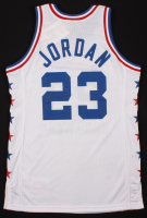 Michael Jordan Signed 1985 NBA All Star Game Jersey (UDA COA) at PristineAuction.com