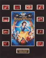 """""""Snow White and the Seven Dwarfs"""" LE 8x10 Custom Matted Original Film / Movie Cell Display at PristineAuction.com"""