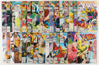"Lot of (31) 1989-1996 ""The Uncanny X-Men"" 1st Series Marvel Comic Books at PristineAuction.com"