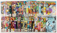 "Lot of (38) 1988-1999 ""The Uncanny X-Men"" 1st Series Marvel Comic Books at PristineAuction.com"