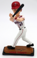 "Mike Trout Signed Los Angeles Angels ""Legends of the Diamond"" LE Bobblehead (MLB Hologram) at PristineAuction.com"