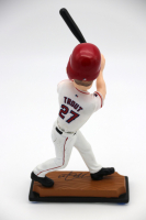 """Mike Trout Signed Los Angeles Angels """"Legends of the Diamond"""" LE Bobblehead (MLB Hologram) at PristineAuction.com"""